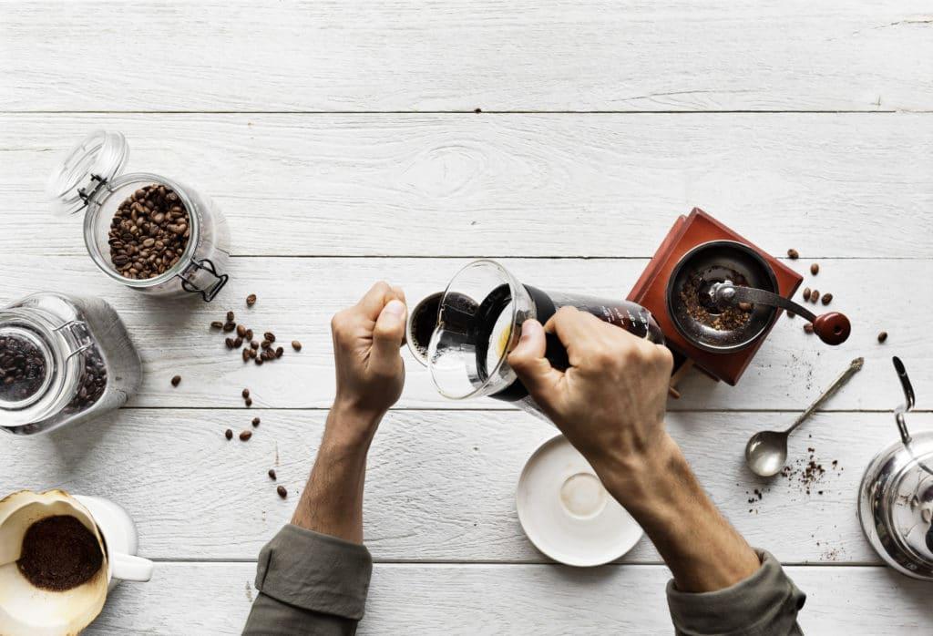 recetas de cafe