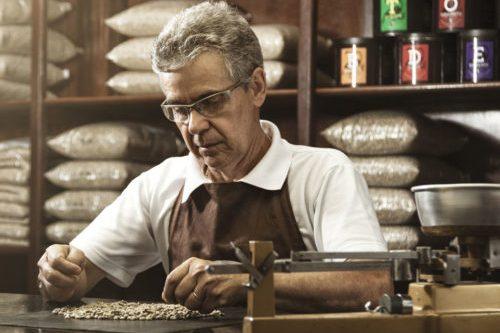 control de calidad en el café