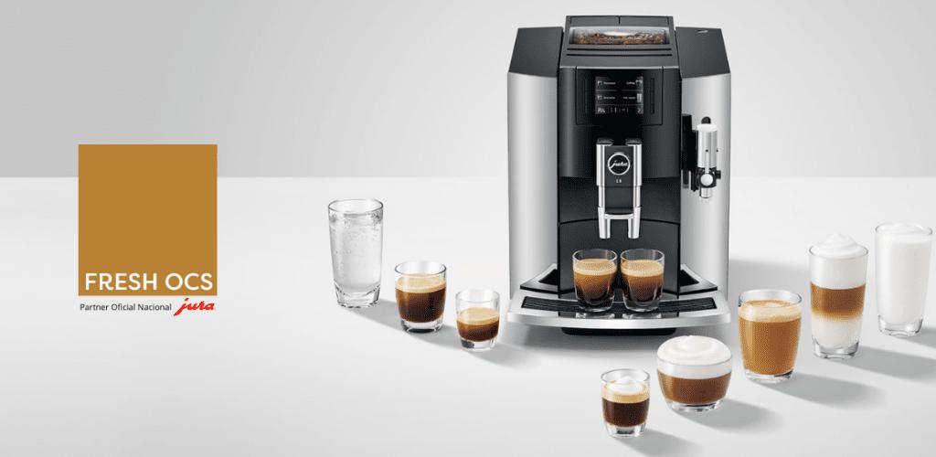 cafe para empresas jura y fresh ocs