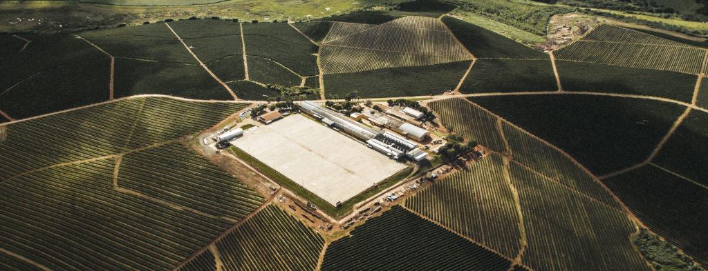 foto aerea finca ipanema