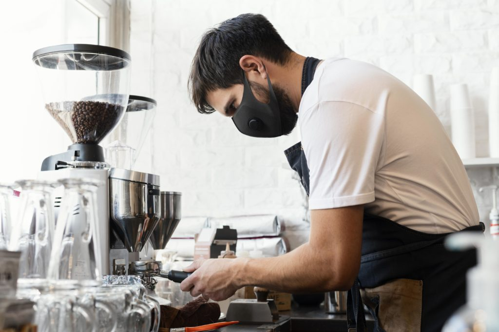 herramientas cafe